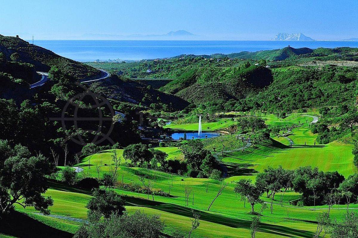 Golf course, Benahavis