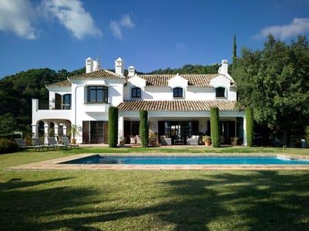 El Madronal luxury villa for sale