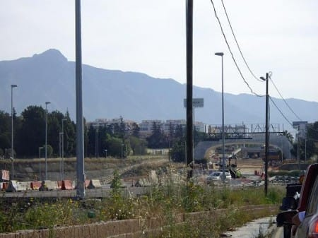 San-Pedro-Marbella-A7-tunnel-road-works