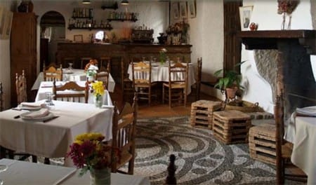 Dining secrets of andalucia