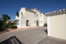 Entrance, Villa for sale in Selwo, Estepona