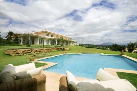 A unique spacious villa above Almenara Golf Course, Sotogrande