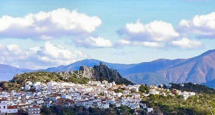 Gaucin, a charming village