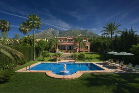 Villa for sale, Sierra Blanca, Marbella golden Mile