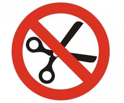Spain, no more cuts
