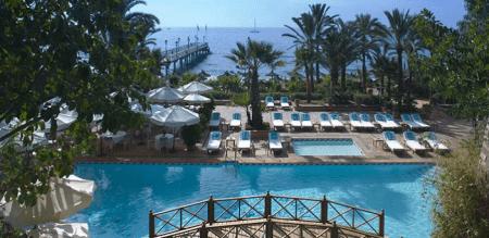 Marbella Club Hotel, 5 Stars Hotel, Spain
