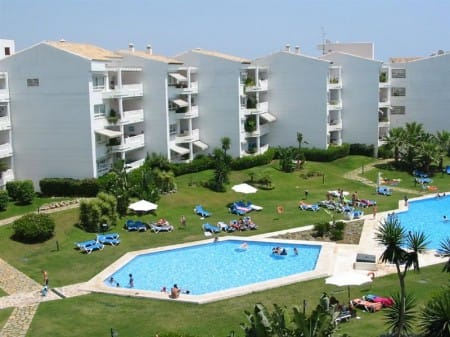 Apartments for rent in Costa del Sol