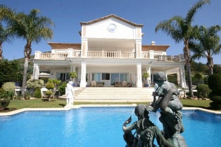 Luxury Villa in Sierra Blanca, Marbella Golden MIle