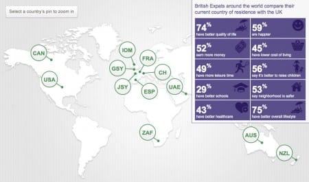 The British Wealth Map