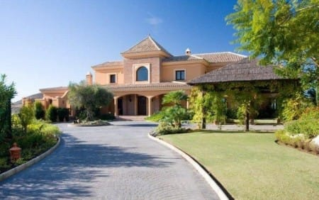 Stunning villa in exclusive Marbella Club Golf Resort, Benahavis