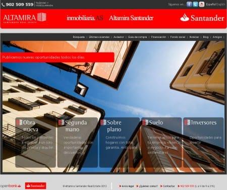 Banco Santander Altamira