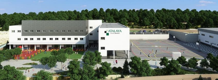 Atalaya school - providing outstanding educational services in Estepona