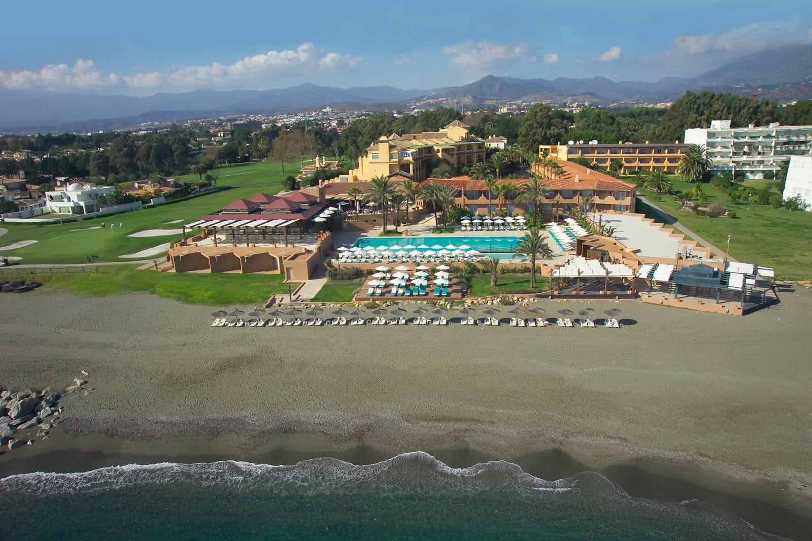 Guadalmina Spa Golf Resort Marbella Spain