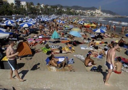 Spain-tourism