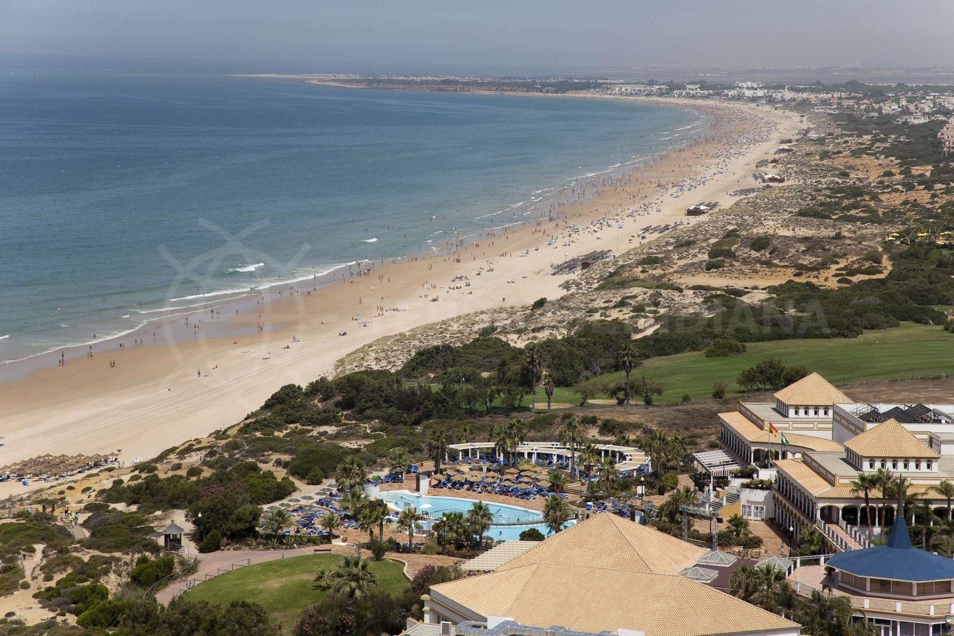 Chiclana, La Barrosa