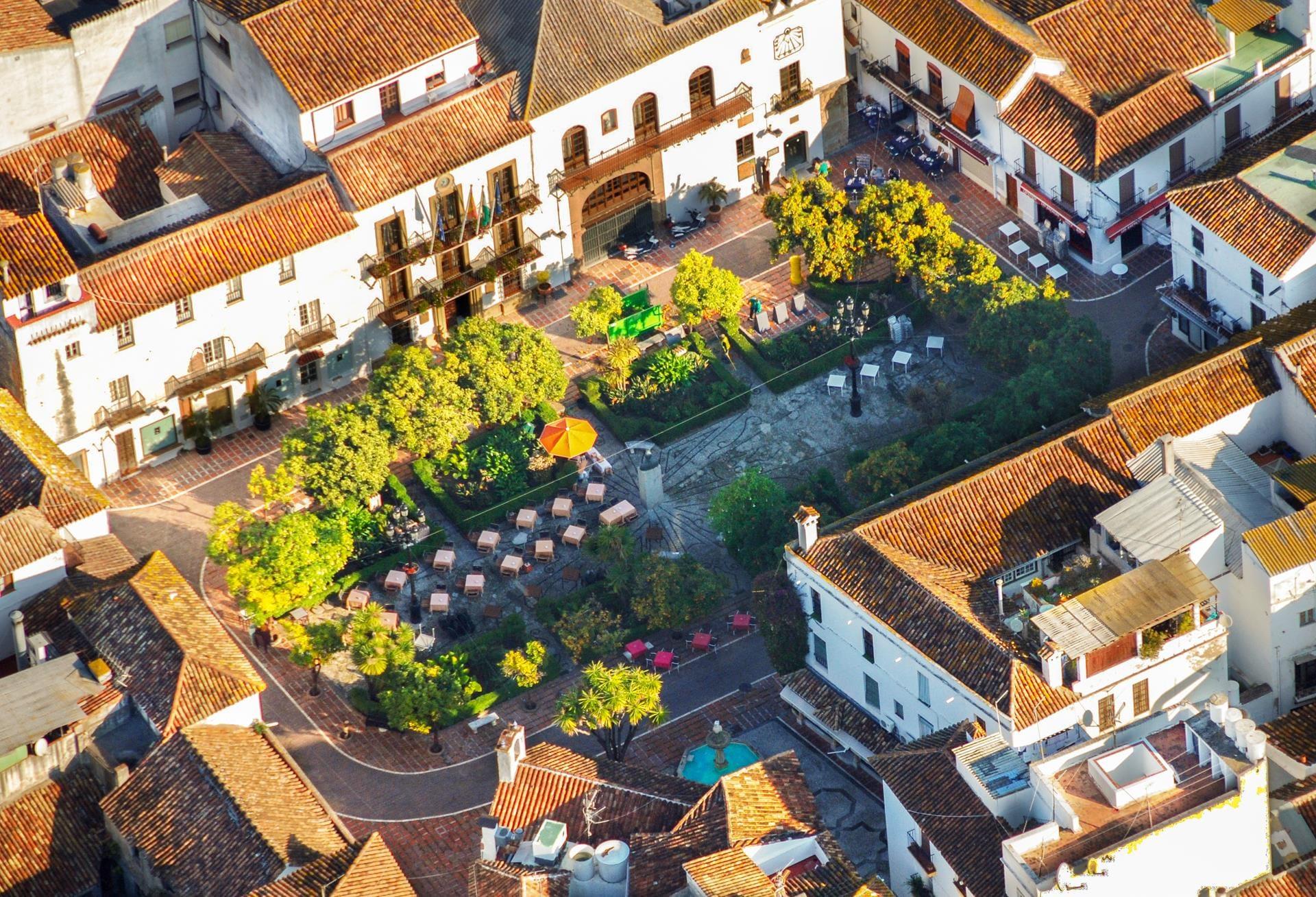 Marbella ld Town