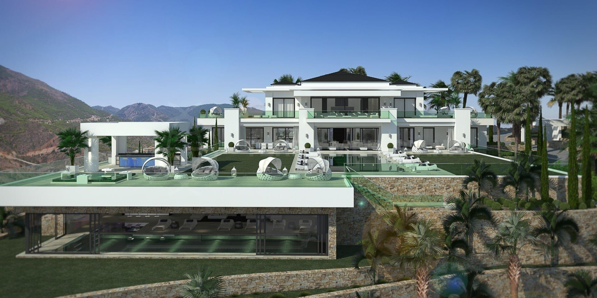 2 Master Suite House Plans Terra Meridiana Awarded Exclusivity For Heaven 11
