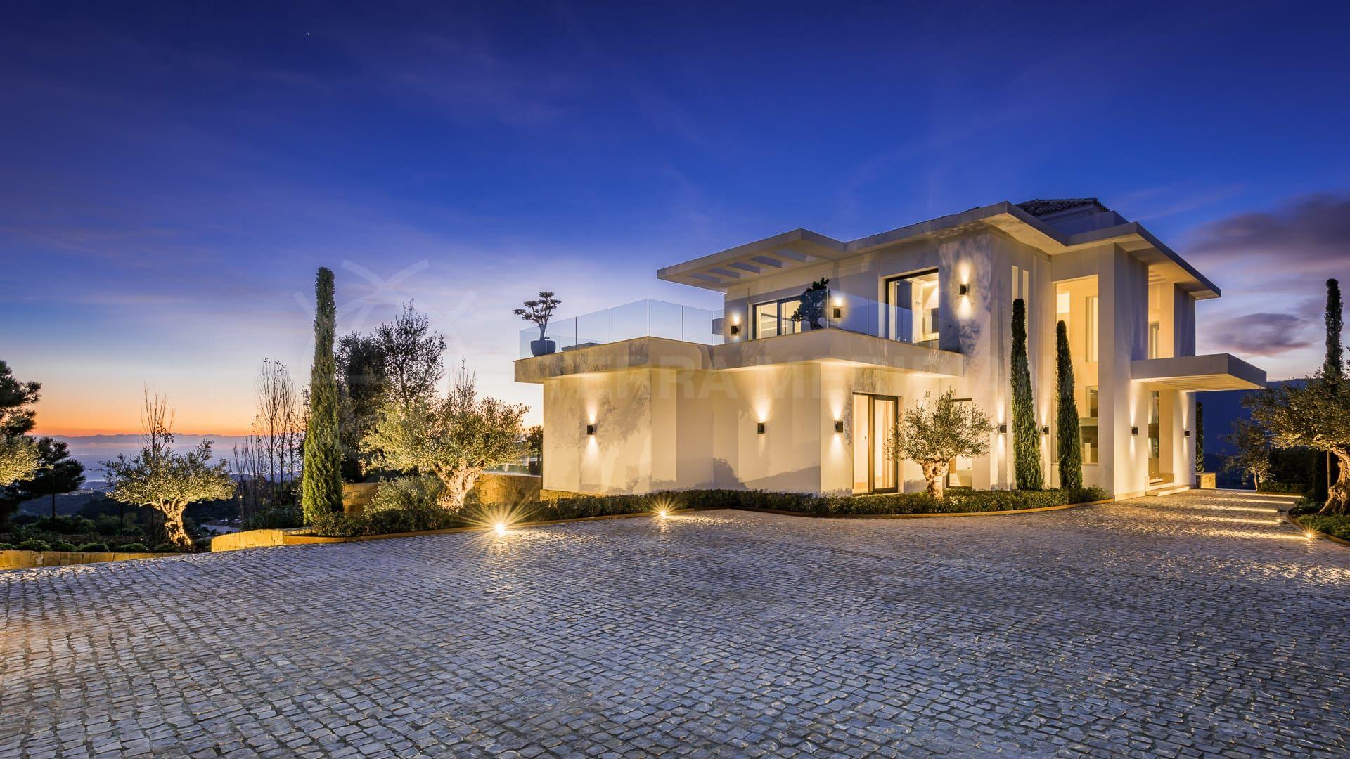 modern villas marbella then - photo #37