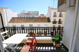 Estepona old town properties