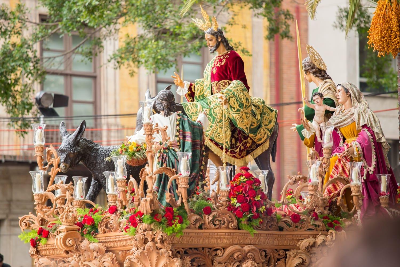 Estepona's Semana Santa