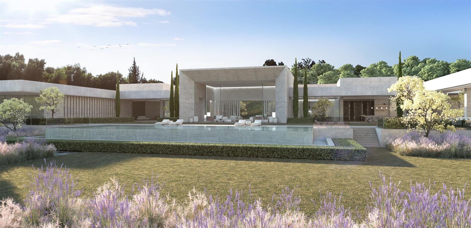 Featured Home - Stunning villa in gorgeous setting in Sotogrande