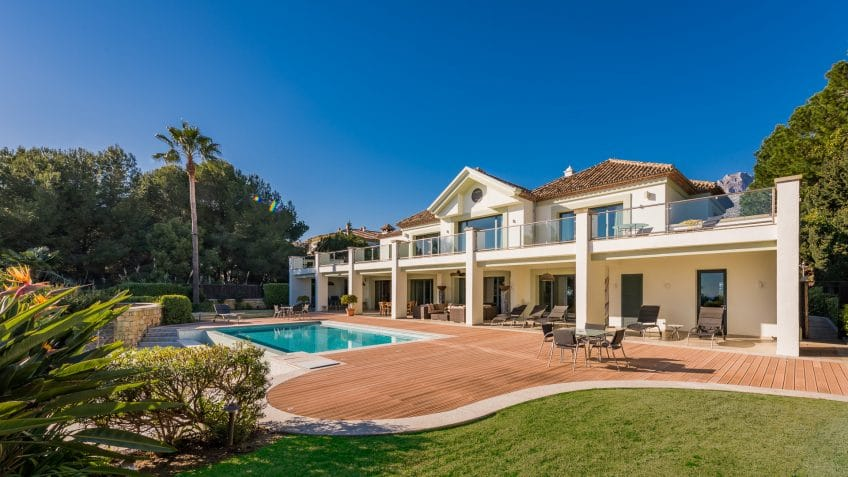 Terra Meridiana Exclusive - luxury villa for sale on Marbella Golden Mile