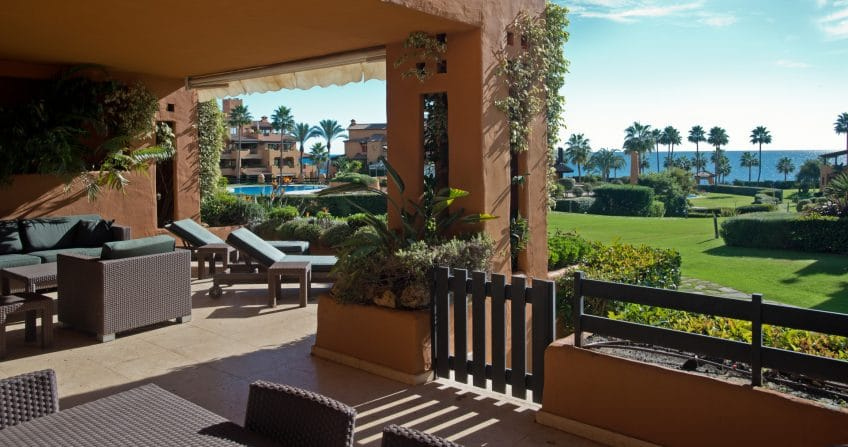 Ground floor apartment in Los Granados del Mar, Estepona
