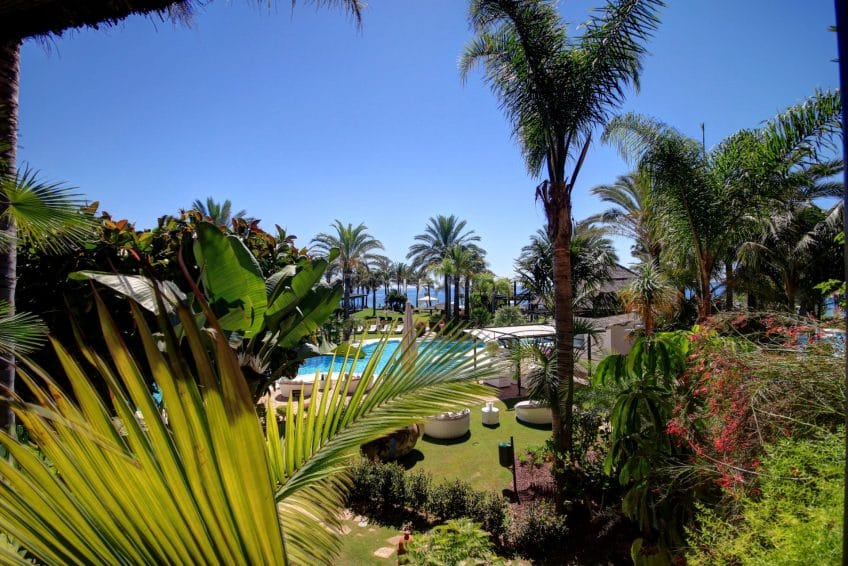 Own luxury property in the Hotel Kempinski