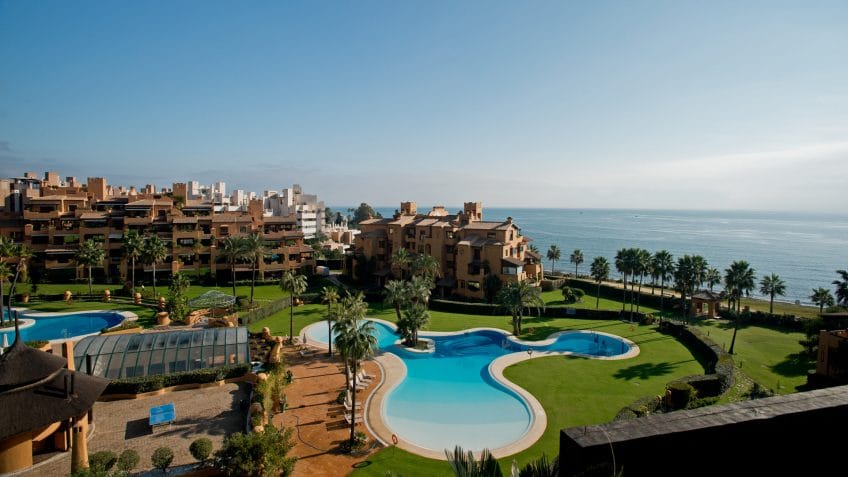 Gorgeous penthouse in Los Granados del Mar, Estepona