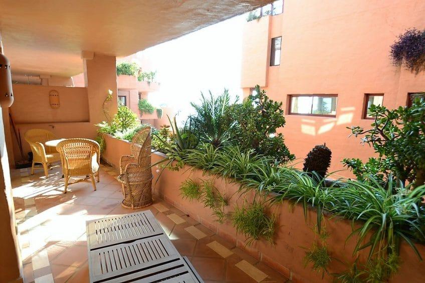 apartamento de lujo en el hotel 5 estrellas Kempinski, Estepona