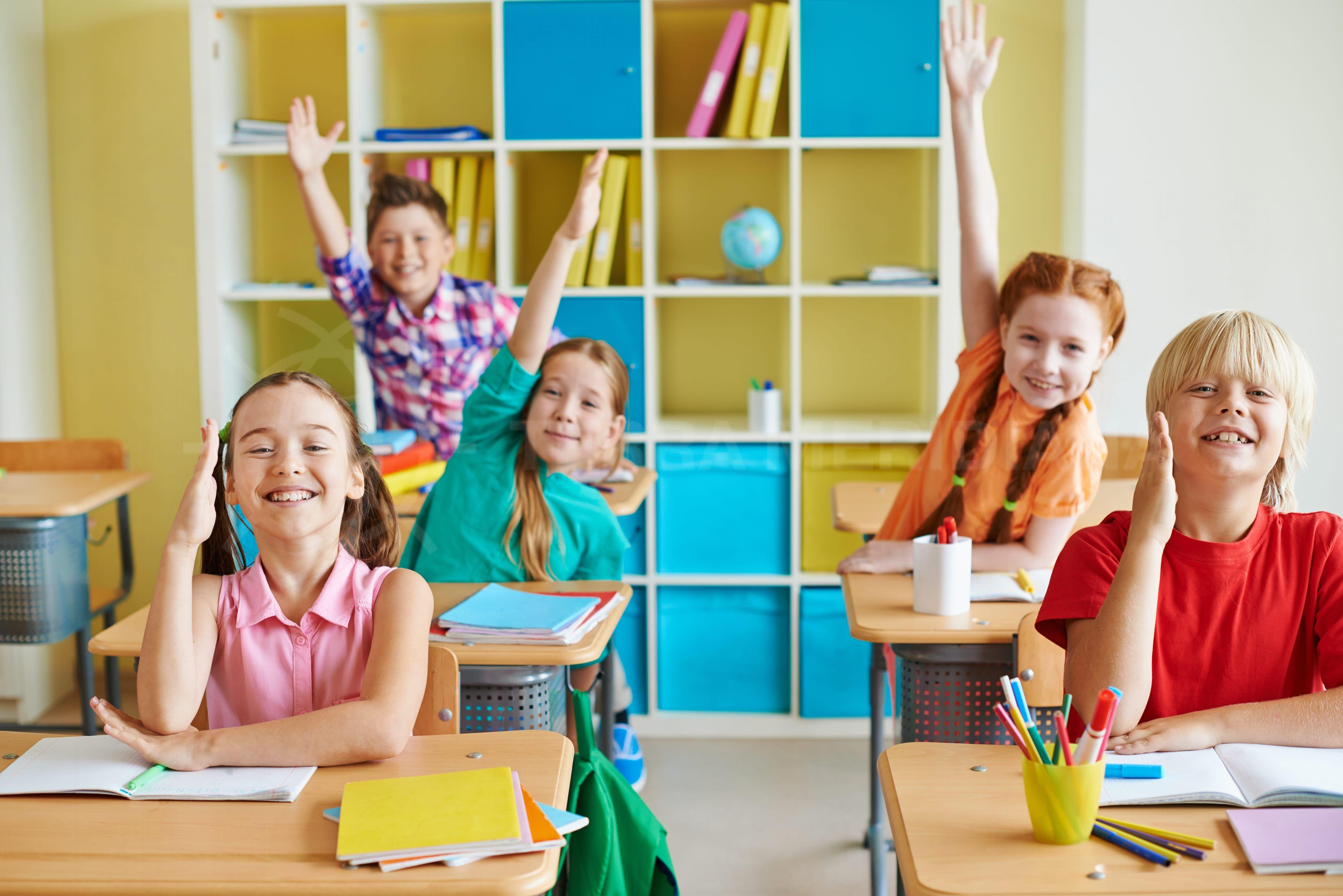 Schools in Inland Andalucía