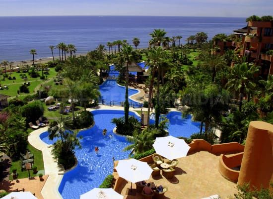 Special rates at the luxurious 5* Kempinski Hotel Bahia Estepona for clients of Terra Meridiana