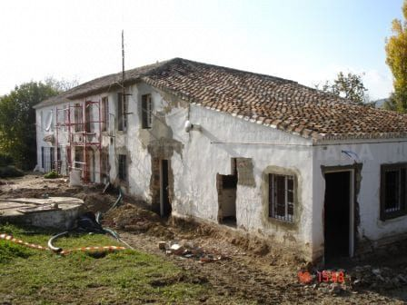 The story of a restoration in the Andalusian countryside