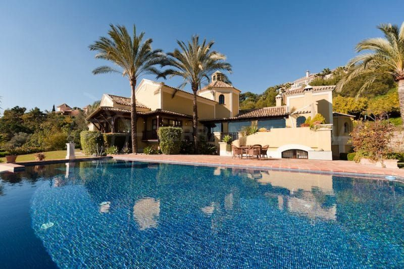La Zagaleta, Benahavís, a lush and exclusive estate where golf and stunning views are king