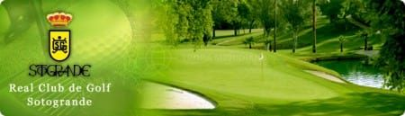 Real Club de Golf Sotogrande, a long-established and exclusive beach-side sporting club in Andalusia