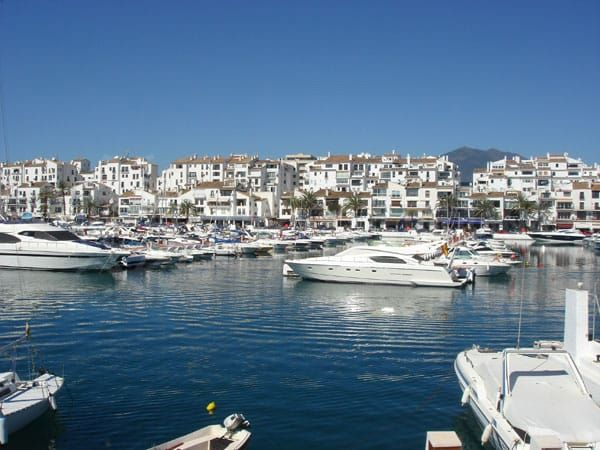 Positive plans for Puerto Banús see marina returning to more glamorous days