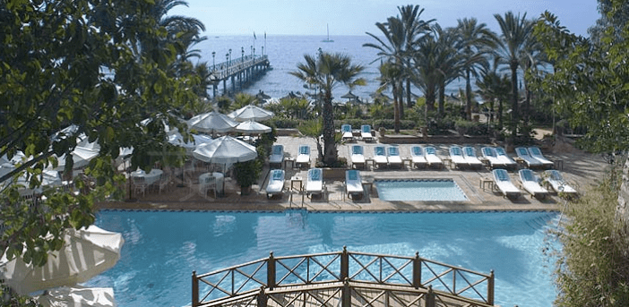 L'Hôtel Marbella Club - Une icône de Marbella à l'allure internationale