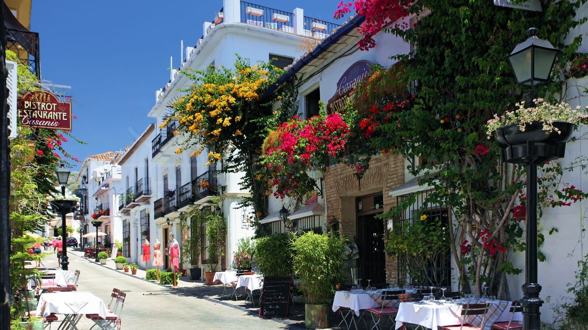 Marbella at the forefront of Spain's real-estate recovery
