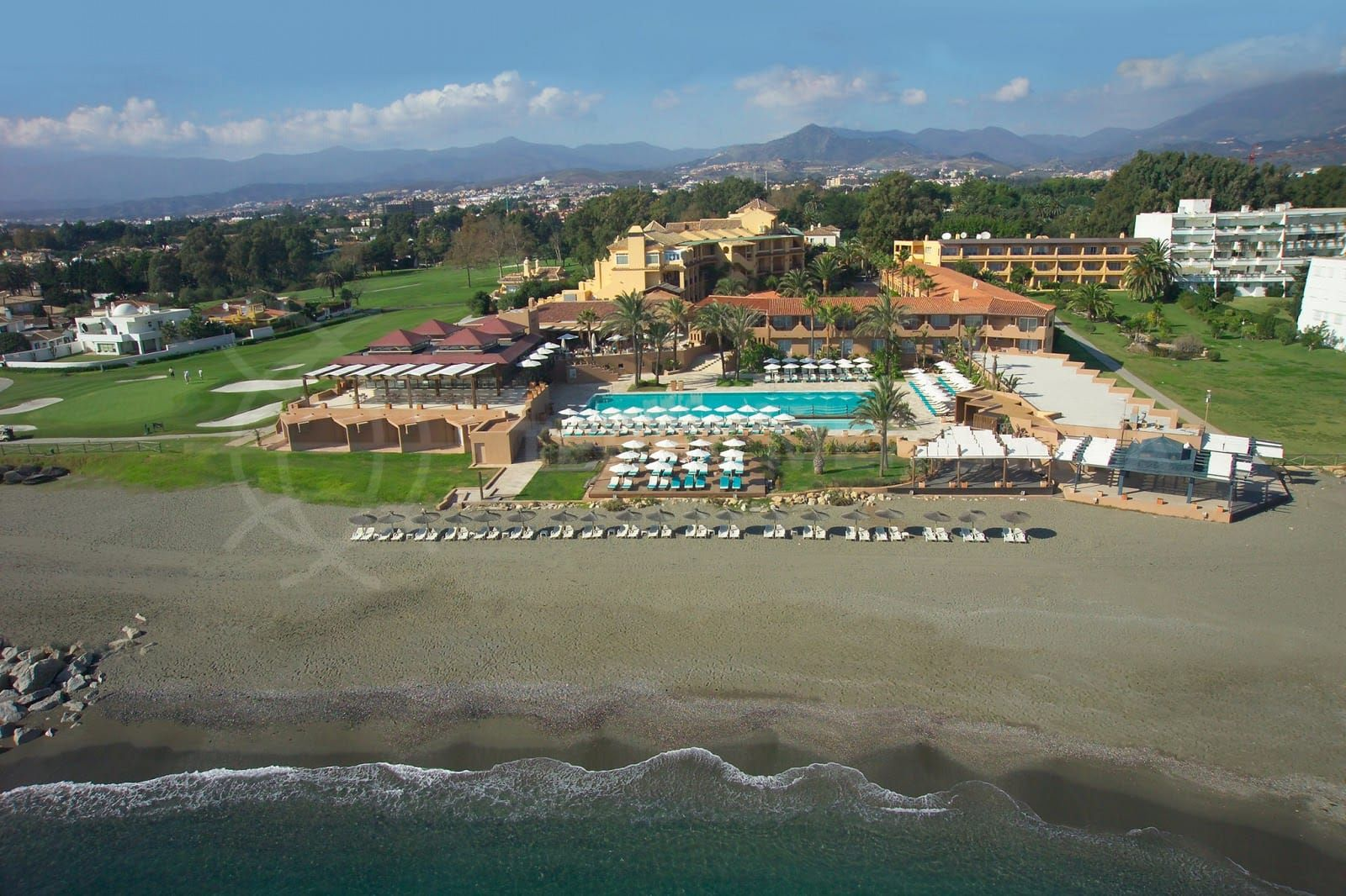 Real-estate investment trust buys Marbella's Hotel Guadalmina
