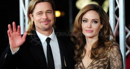 Brad and Angelina look for Dream Mansion in Marbella
