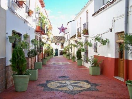 A new look for Estepona's old town