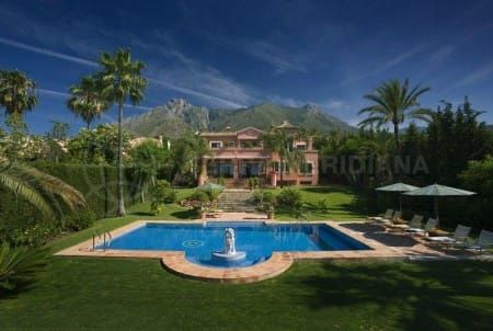 Lack of new property stock in spanish luxury sector