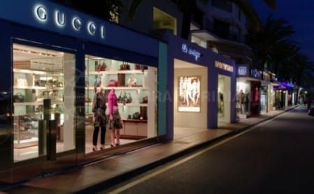 Shops in Marbella now open on Sundays