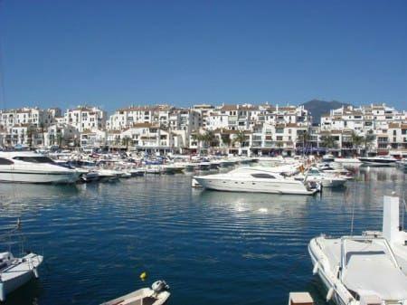 Una breve historia de Puerto Banús, Marbella