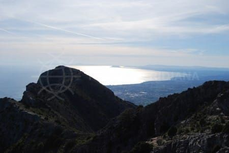 Information on La Concha Mountain in Marbella and Climbing It