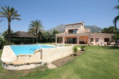 Sierra Blanca: the luxury resort in the hills above Marbella