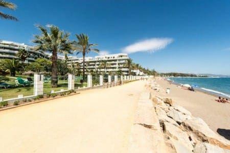 Sun always shines in Marbella