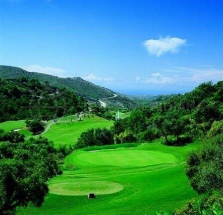 Property on one of the Costa del Sol's most famous golf venues: the Marbella Club Golf Resort