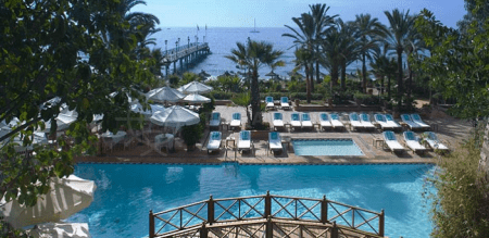 The Famous Marbella Club Hotel Luxury Accommodation Marbella