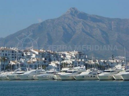 Welcome to Puerto Banús, Marbella, Spain's most exclusive marina
